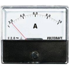 Conrad Analogové panelové měřidlo VOLTCRAFT AM-70X60/10A 10 A