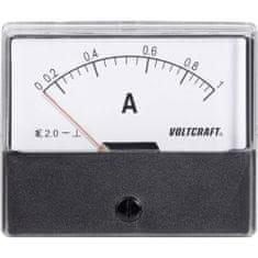 Conrad Analogové panelové měřidlo VOLTCRAFT AM-70X60/1A 1 A
