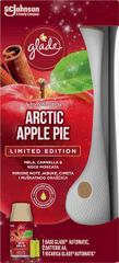 Glade automatski osvježivač zraka, jabuka/cimet, baza + punjenje, W20, 269 ml