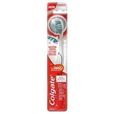Colgate 360 Advanced White zobna ščetka, medium