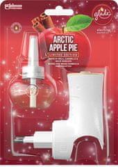 Glade električni osvežilec zraka, jabolko/cimet, baza + polnilo, W20, 20ml