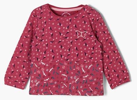 s.Oliver lány póló, 92, rózsaszín