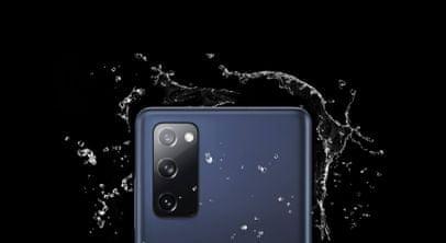 Samsung Galaxy S20 FE, vodoodolný, vodotesný, IP68, odolný