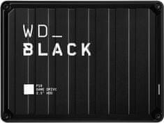 Western Digital WD_BLACK P10 Game Drive tvrdi disk, 2 TB (WDBA2W0020BBK-WESN)