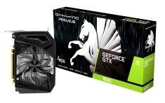 Gainward GeForce GTX 1650 D6 Pegasus grafička kartica, 4 GB GDDR6, MiniITX, DVI, HDMI, DisplayPort