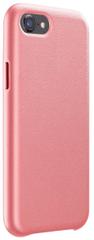 CellularLine Ochranný kryt Elite pre Apple iPhone SE (2020)/8/7/6, PU kože, lososový ELITECIPH747O