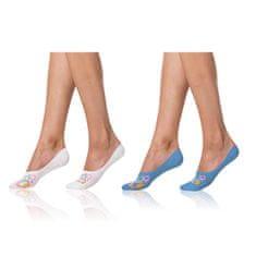 Bellinda extra nízké dámské ponožky INVISIBLE LADIES SOCKS - SET 2ks