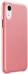 CellularLine Ochranný kryt Elite pro Apple iPhone XR, PU kůže, lososový ELITECIPH961O