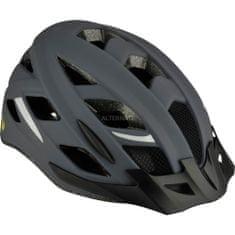 FISCHER 86724 Urban Levin cyklo helma šedá L/XL 2018