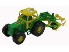 Polesie Hračka Traktor Farmář obraceč 34,5cm