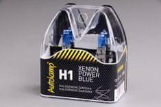 AUTOLAMP krabička AUTOLAMP H1 12V 100W P14,5s XENON POWER BLUE 2ks