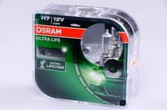 Osram H7 12V 55W PX26d ULTRA LIFE 2ks box OSRAM