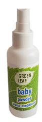 Green Leaf Bio AROMA konditioner Green Leaf s vůní dětský pudr 100ml