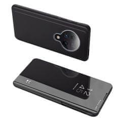 MG Clear View knížkové pouzdro na Xiaomi Redmi K30 Pro / Poco F2 Pro, černé
