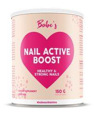 Babe´s Nail Active Boost (Normální růst nehtů) 150g