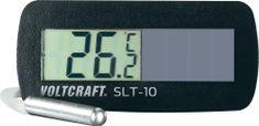 Voltcraft Solární vestavný teploměr Voltcraft SLT-10, 3 roky záruka