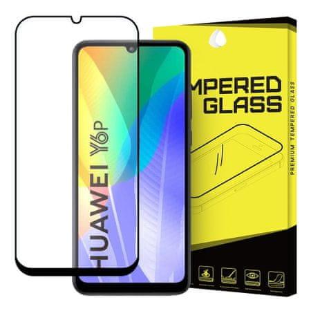 MG Full Glue Super Tough üvegfólia Huawei Y6p / Honor 9A, fekete