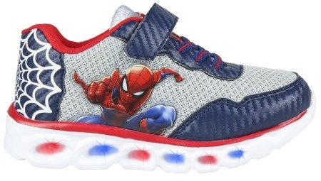 Disney Fiú sportcipő Spiderman 2300004626, 23, kék