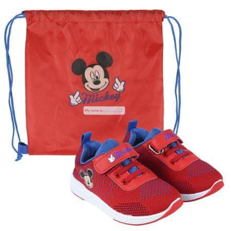 Disney 2300004614 Mickey Mouse otroške superge, rdeče, 21