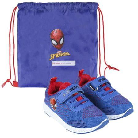 Disney Fiú sportcipő Spiderman 2300004615, 23, kék