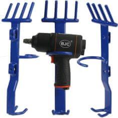 BJC Držák na rázový utahovák a nástrčné klíče - modrý BJC M90085