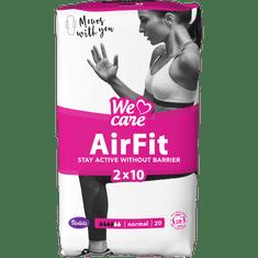 Violeta We Care Air Fit higienski vložki, normal, 20 kosov