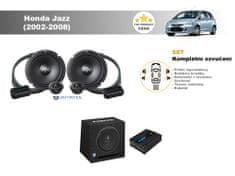 Autotek Kompletní ozvučení Honda Jazz (2002-2008) - nejlepší cena