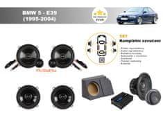 Musway Kompletní ozvučení BMW 5 - E39 Sedan (1995-2004) - skvělý zvuk