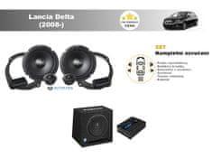 Autotek Kompletní ozvučení Lancia Delta (2008-) - nejlepší cena