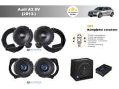 Autotek Kompletní ozvučení Audi A3 8V (2013-) - nejlepší cena