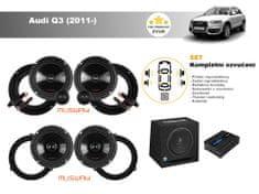 Musway Kompletní ozvučení Audi Q3 (2011-) - nejlepší cena