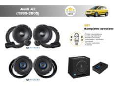 Autotek Kompletní ozvučení Audi A2 (1999-2005) - nejlepší cena