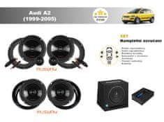 Musway Kompletní ozvučení Audi A2 (1999-2005) - skvělý zvuk