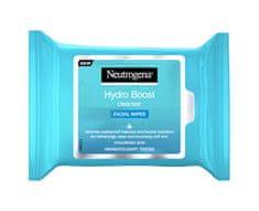 Neutrogena Hydro Boost maramice za čišćenje, 25 komada