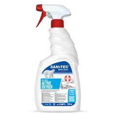 Sanitec ACTIVE OXYGEN - čisticí a dezinfekční prostředek, 750 ml