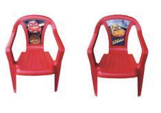 IPAE DISNEY CARS sada 2 židličky