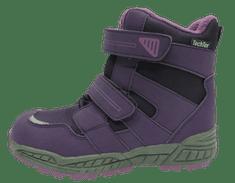 V+J dětská kotníčková obuv 25900 Lila