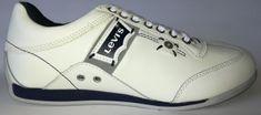 Levi's Kožená pánská obuv ve sport designu