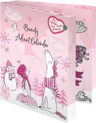 Alltoys Adventný kozmetický kalendár Jednorožec Sweet princess