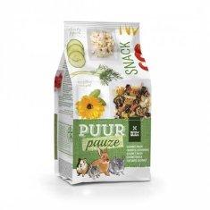 Witte Molen PUUR szárított zöldségek és gyógynövények rágcsálók számára 700g