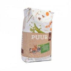 Witte Molen PUUR sušená zelenina a bylinky pre hlodavce 7kg