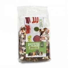 Witte Molen PUUR pochúťka pre hlodavce - sušená zelenina a bylinky 100g