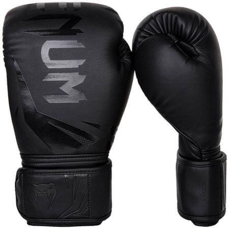 VENUM Challenger 3.0 boks rokavice, 12 oz., črne/rdeče