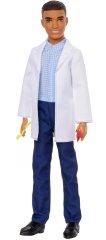 Mattel lalka Barbie Ken - zawód dentysta