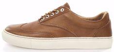 Levi's Luxusní pánská kožená obuv