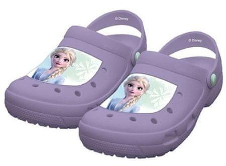 Disney crocsy dziewczęce Frozen 22, fioletowy