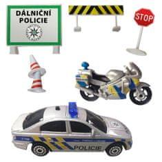 MaDe Autópálya rendőrség készlet