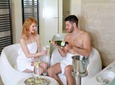 Allegria privátní wellness se saunou a vířivkou Praha