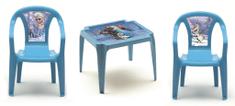 IPAE DISNEY sada FROZEN 2 židličky + stoleček