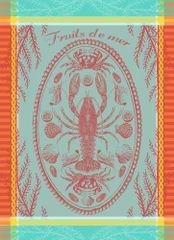 Garnier Thiebaut MAREE BASSE LAGON Utěrka 56 x 77 cm